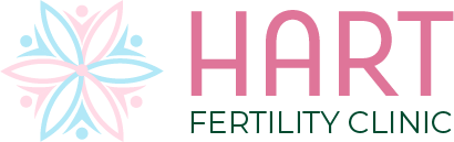 hart fertility clinic logo